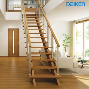 DAIKEN(大建工業) ハピア階段 ベーシック柄露出型 【露出踏板】|ouchioukoku