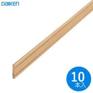 DAIKEN(大建工業) ハピア システム造作部材 スライド巾木 10本/梱 スライドタイプ(MDF基材) ouchioukoku