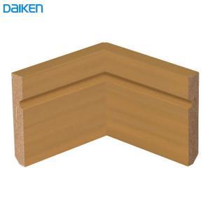 DAIKEN(大建工業) ハピア システム造作部材 巾木入隅 4本/梱 通常タイプ(MDF基材) ouchioukoku