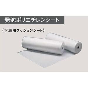スピード施工コルクフローリング下地用 発泡ポリエチレンシート TPS-10 【1本】 長さ10m巻|ouchioukoku