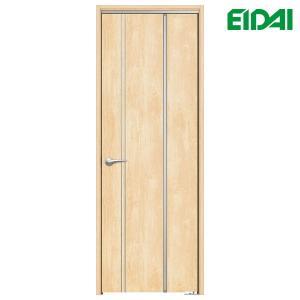 永大産業 スライドインドアセット [デザイン1M・固定枠/額縁調整枠(ケーシング枠)] 内装ドア 折戸|ouchioukoku