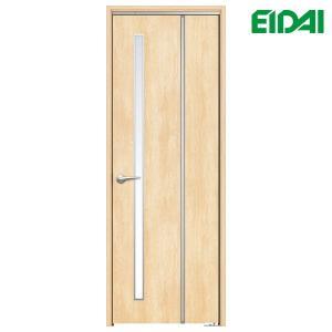 永大産業 スライドインドアセット [デザイン2M・固定枠/額縁調整枠(ケーシング枠)] 内装ドア 折戸|ouchioukoku