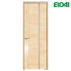 永大産業 スライドインドアセット [デザイン3T・固定枠/額縁調整枠(ケーシング枠)] 内装ドア 折戸|ouchioukoku
