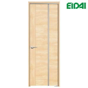 永大産業 スライドインドアセット [デザイン5N・固定枠/額縁調整枠(ケーシング枠)] 内装ドア 折戸|ouchioukoku