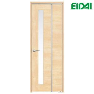 永大産業 スライドインドアセット [デザイン6N・固定枠/額縁調整枠(ケーシング枠)] 内装ドア 折戸|ouchioukoku
