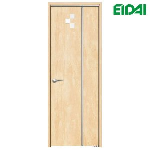 永大産業 スライドインドアセット [デザインAA・固定枠/額縁調整枠(ケーシング枠)] 内装ドア 折戸|ouchioukoku