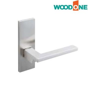 WOODONE(ウッドワン) インテリア建材 ソフトアート レバーハンドル 内装ドア 室内ドア用  ...