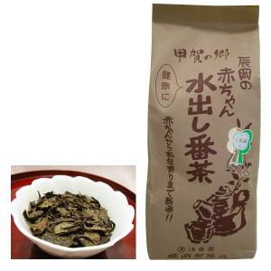 赤ちゃん水出し番茶(甲賀辰岡製茶/400g) - 道の駅草津|oumitokuichi