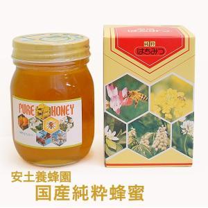 蜂蜜 天然純粋 レンゲ蜜(滋賀県安土養蜂園産/450g) - 道の駅草津|oumitokuichi