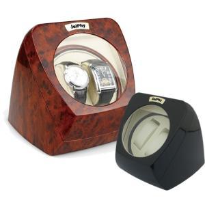 ワインディングマシーン 2本巻 マブチモーター ウォッチワインダー KA075 静音 自動巻き 時計 送料無料|oupace