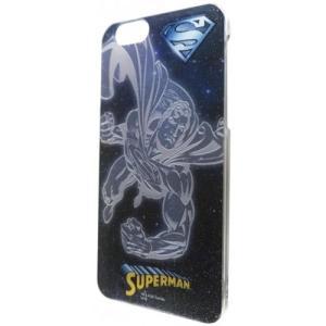 iPhone6S・6対応/4.7インチ/スーパーマン(宇宙)/シェルジャケット/SPM-40B(代金引換はできません)|oupace