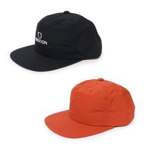 BRIXTON ブリクストン キャップ 帽子 ALPHA MP SNAPBACK 2色 ブラック オレンジ|our-s