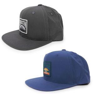 BRIXTON ブリクストン キャップ 帽子 PIVOT CROSSOVER MP SNAPBACK 2色 グレー ブルー|our-s