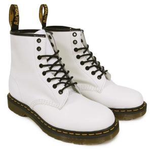 DR.MARTENS ドクターマーチン ワークブーツ メンズ レディース ユニセックス 1460 8EYE BOOT WHITE ホワイト 白|our-s