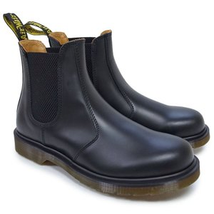 DR.MARTENS ドクターマーチン サイドゴアブーツ メンズ レディース ユニセックス 2976 CHELSEA BOOT BLACK ブラック 黒|our-s