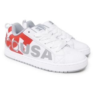 DC SHOE シューズ スニーカー スケート 靴 COURT GRAFFIK SE BLACK ホワイト 白 年末セール|our-s