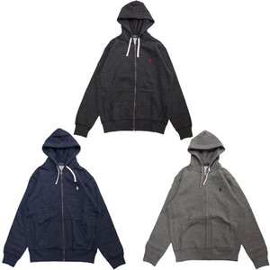 POLO BY RALPH LAUREN ポロラルフローレン スウェット ジップパーカー MENS CLASSIC ZIP HOODIE 3色|our-s