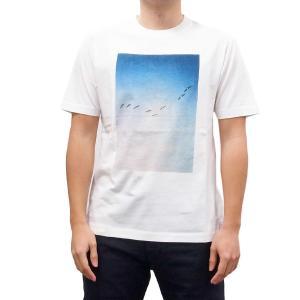 BANKS バンクス メンズ レディース ユニセックス 半袖Tシャツ カットソー オーガニックコットン ZAK BUSH BIRDS ホワイト 白|our-s