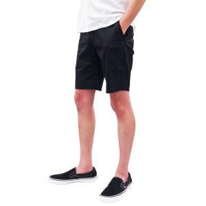 BRIXTON ブリクストン チノショーツ ショート パンツ TOIL II SHORT PANT ブラック 黒|our-s