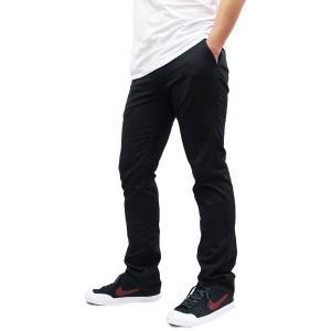 BRIXTON ブリクストン チノパン パンツ RESERVE CHINO PANT BLACK ブラック 黒|our-s