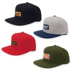 BRIXTON ブリクストン キャップ 帽子 PLMER II MR 4色 ブラック 黒 グレー グリーン レッド|our-s