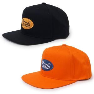 BRIXTON ブリクストン キャップ 帽子 PARSON II MP 2色 ブラック 黒 オレンジ|our-s