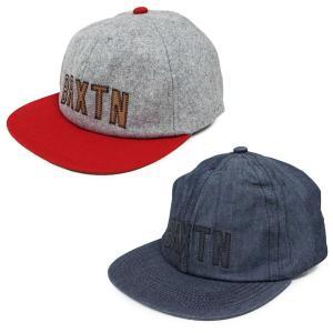 BRIXTON ブリクストン キャップ ハット 帽子 HAMILTON CAP 2色 our-s