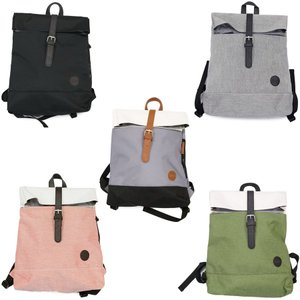 ENTER エンター FOLD TOP BACKPACK 5色 鞄 カバン リュックサック デイパック|our-s