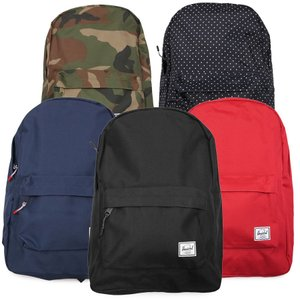 HERSCHEL SUPPLY ハーシェルサプライ バッグ リュックサック バックパック CLASSIC BACKPACK 5色|our-s