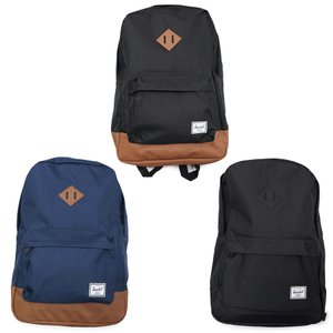 HERSCHEL SUPPLY ハーシェルサプライ バッグ リュックサック バックパック HERITAGE BACKPACK 3色|our-s