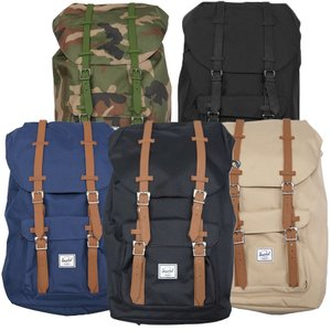 HERSCHEL SUPPLY ハーシェルサプライ バッグ リュックサック バックパック LITTLE AMERICA BACKPACK 5色|our-s