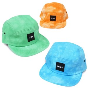 HUF ハフ キャップ 帽子 CRYSTAL WASH VOLLEY CAP 3色 our-s