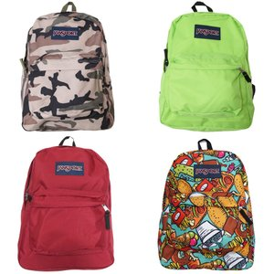 JANSPORT ジャンスポーツ バッグ バックパック リュック 鞄 SUPER BREAK BACKPACK 4色|our-s