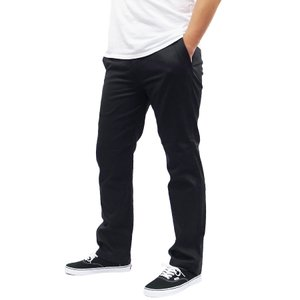 LEVI'S SKATEBOARDING リーバイス チノパン ワークパンツ SKATE PANT BLACK-TWILL|our-s