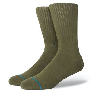 STANCE SOCKS MENS 靴下 スタンス ハイソックス メンズ スケート ICON GREEN 緑 グリーン|our-s
