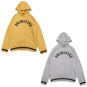 PRIMITIVE プリミティブ IVY LEAGUE PULLOVER HOODIE 2色 パーカー プルオーバー スウェット|our-s