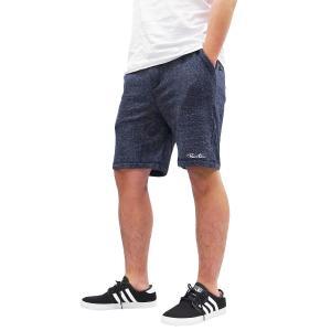 PRIMITIVE プリミティブ FLEECE SHORT PANT ショートパンツ スウェット 青 ブルー ネイビー|our-s