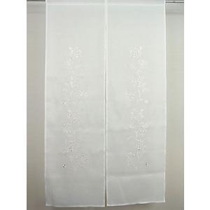 のれん アメリア巾85x丈150cm|ousama-c
