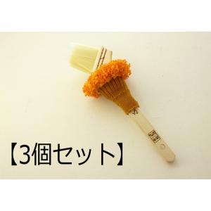 【王様のデザイン】oh!たらさん象 和刷毛用 3個セット|ousamanoaidhia