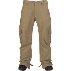 BURTON バートン 2015 Cargo Tall Pant Sig Fit/メンズ/スノボーウエア Men's/USモデル/Cork/K