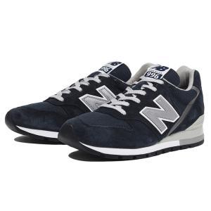 NEW BALANCE ニューバランス M996NAV [カラー:ネイビー] [サイズ:26cm (US8) Dワイズ] New Balance M996 outdoorstyle-belmo