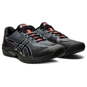 アシックス ASICS コート スピード FF LE オールコート用テニスシューズ [サイズ:27.5cm] [カラー:ブラック×サンライズレッド] #1041A183-010 outdoorstyle-belmo