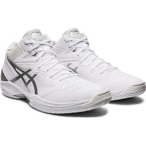 アシックス ASICS ゲルフープ V12 バスケットボールシューズ [サイズ:23.0cm] [カラー:ホワイト×ピュアシルバー] #1063A021-101 GELHOOP V12 outdoorstyle-belmo