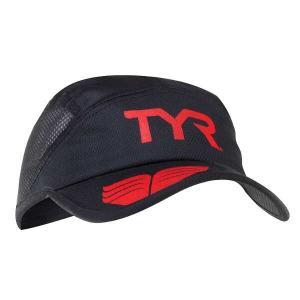 ティア TYR ランニングキャップ [カラー:ブラック] #LRUNCAP-BK RUNNING C...