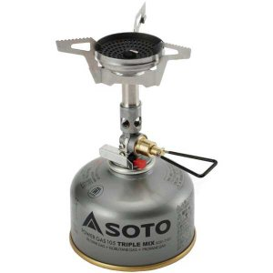 SOTO マイクロレギュレーターストーブ ウインドマスター SOD-310 [サイズ:バーナー単体(使用時)幅90×奥行117×高さ100mm] #SOD-310|outdoorstyle-belmo