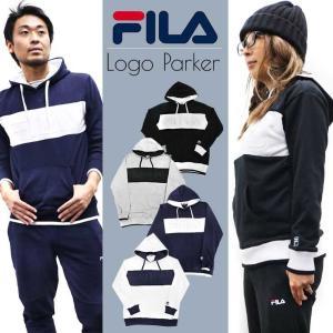 フィラ パーカー FILA メンズ レディース ブランド 裏毛  トレーナー outfit outfit-style