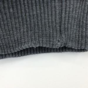 【古着】 FILA フィラ 無地スウェット ワンポイント刺繍 グレー系 メンズL 【中古】 n010469 outfit-vintage 06