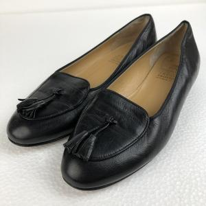 Brooks Brothers ブルックスブラザーズ フラットシューズ made in ITALY ブラック系 レディース26.0cm outfit-vintage