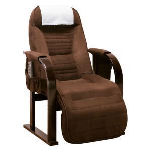 リクライニングチェア 肘付き 高座椅子 低反発 リクライニング高座椅子 低反発高座椅子 天然木|outlet-f