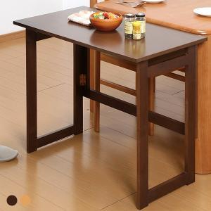 折りたたみ テーブル 天然木折りたたみテーブル 高さ69cm 完成品 outlet-f
